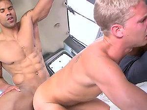 What it Takes To Make a Hetero Stud Go Faggot