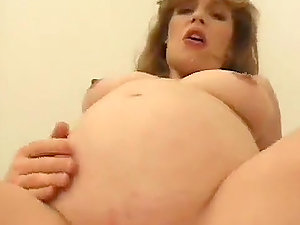 Preggo Honey Is Fucked By Two Hard Dicks In A Threesome