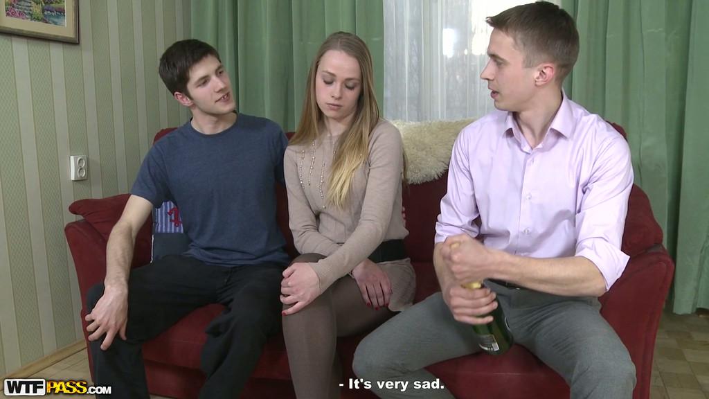 3Порно домашнее русских мжм