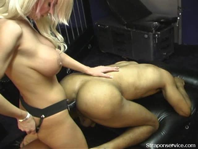 Секс би страпон