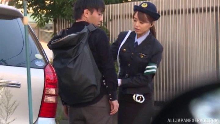 Japanese security porn