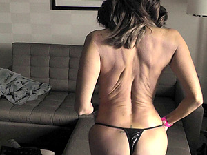 Nasty Tara Holiday fucking her daughter's sexy boyfriend