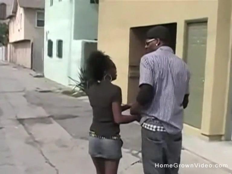 Girl presents body heat