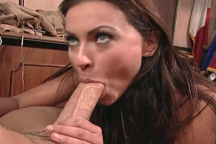 My wife double penetration